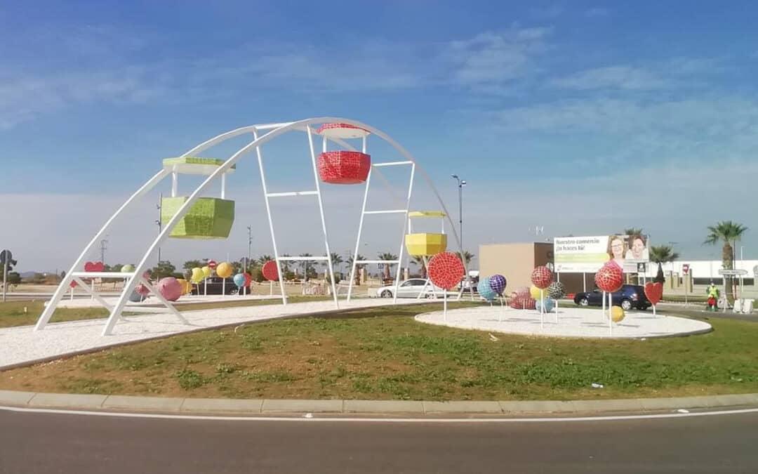 Fabricante de mobiliario urbano en Extremadura