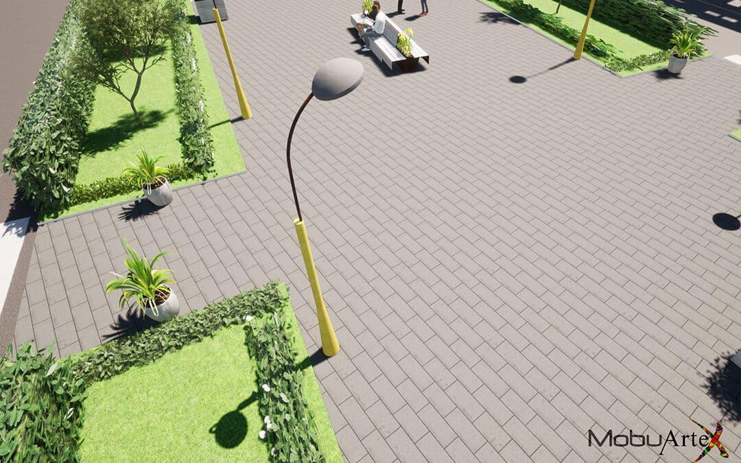 Farolas de Diseño para Mobiliario Urbano