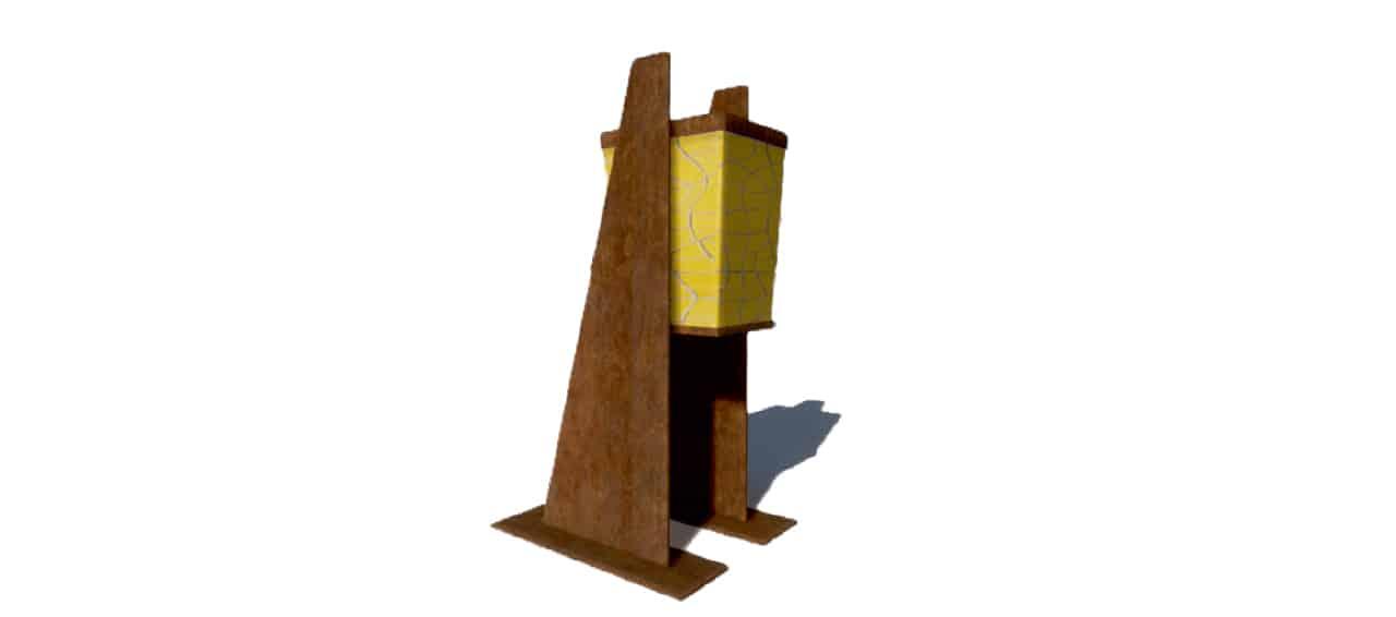 Papelera Modelo 3